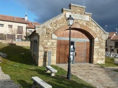 Senda Genaro - GR 300 - Embalse de El Atazar; senderos locales